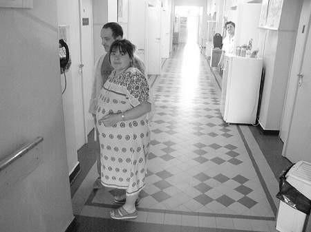 Na szczęście na tym zamieszaniu nie tracą sami pacjenci. Fot: MAGDALENA CHAŁUPKA
