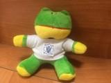 Konkurs na maskotkę Państwowej Wyższej Szkoły Wschodnioeuropejskiej w Przemyślu rozstrzygnięty. Pozostaje żaba