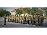 Żołnierze 43 Batalionu Lekkiej Piechoty szkolili  kadetów z Elbląga