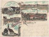 Niezwykłe widokówki Miastka z kolekcji byłego mieszkańca Hansa-Jürgena Knaacka (zdjęcia)