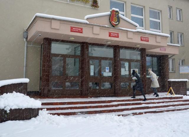 Siedziba Urzędu Miasta w Stalowej Woli przy Placu Wolności, gdzie urzęduje prezydent Lucjusz Nadbereżny