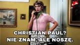 Agata Duda jest gwiazdą - ocenia Christian Paul MEMY. Wiadomości TVP lansują nieznanego projektanta mody