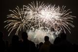 Wianki nad Wisłą 2017. Pokaz sztucznych ogni zakończył sobótkową noc [ZDJĘCIA]