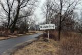 Wieś widmo, jak z apokalipsy