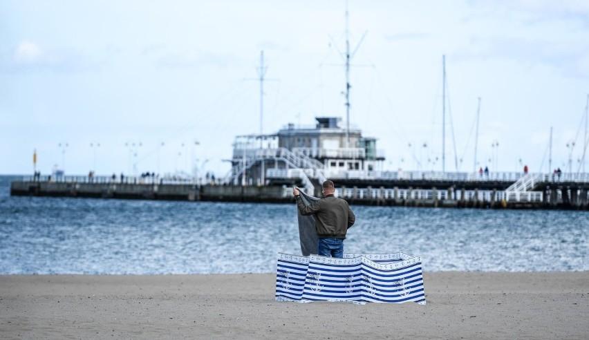 Weekend w Sopocie. W sobotę na Monciaku, molu i plaży...