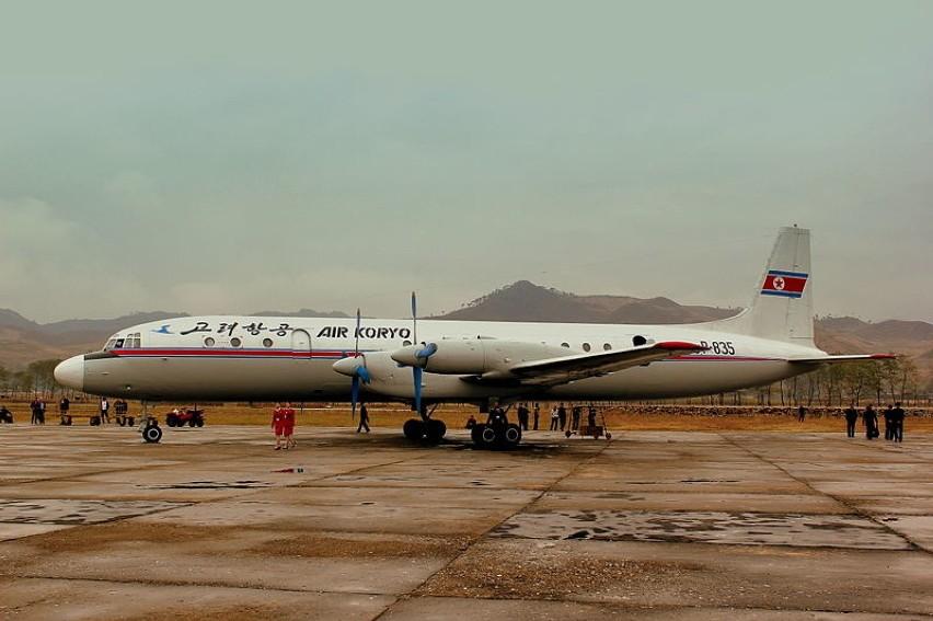Air KoryoPółnocnokoreańskie narodowe linie lotnicze z...