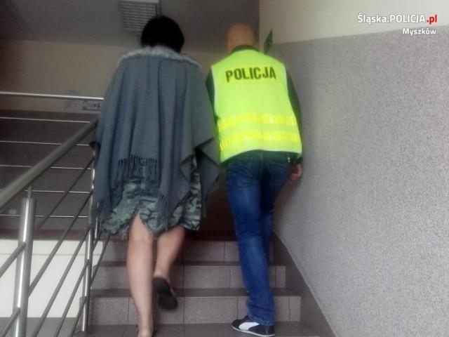 Sąd tymczasowo aresztował 45-letnią kobietę, która urządziła w wynajmowanym mieszkaniu plantację marihuany