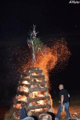 Biesiada Świętojańska na stoku Orawcowa w Zwardoniu. Ależ klimatyczna impreza [ZDJĘCIA]