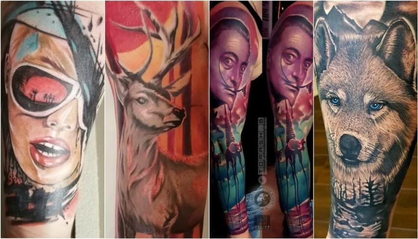 Tatuaże są obecnie dość popularną formą ozdabiania swojego...