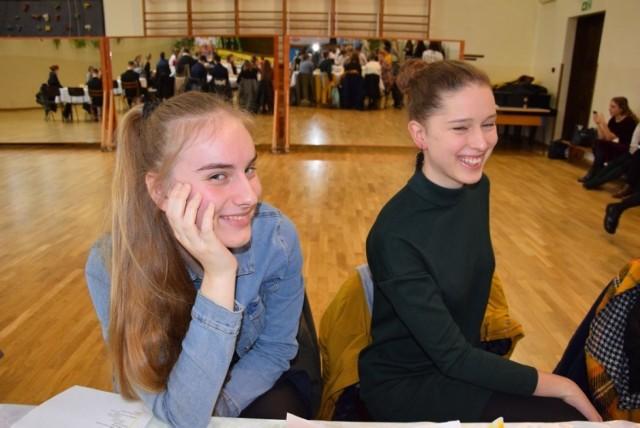 """Konkurs poetycki """"Baczyniak"""" w Liceum Ogólnokształcącym im. K. K. Baczyńskiego w Nowej Soli, 9 marca 2020 r."""
