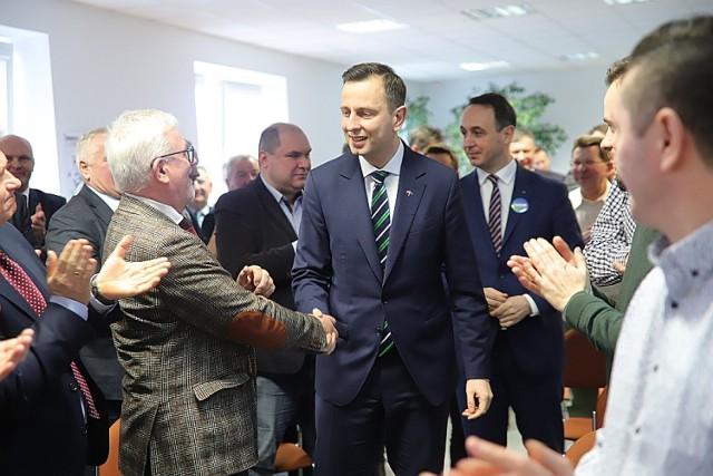 Wybory 2020. Spotkanie z Władysławem Kosiniakiem-Kamyszem
