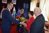 Pary z gminy Żnin świętowały złote gody. Są razem już 50 lat! [zdjęcia, wideo]
