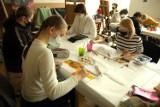 Dzień otwarty i warsztaty dla kandydatów Liceum Plastycznego w Zduńskiej Woli ZDJĘCIA