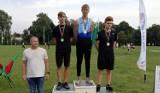 Osiem medali lekkoatletów Gwdy Piła w  Mistrzostwach Wielkopolski LZS U18