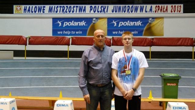 Konrad Ziółkowski i Dariusz Wierzbicki