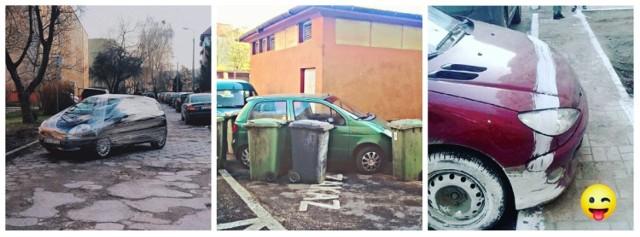 ZOBACZ kreatywne pomysły na kary za złe parkowanie.