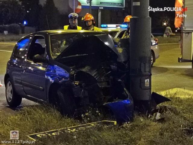 Tychy: policja zatrzymała 24-latkę, która prowadziła samochód pijana