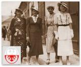 Kobiety w Oświęcimiu na przestrzeni ostatnich epok. Pełne uroku, z klasą i zawsze na czasie z modą [ZDJĘCIA]