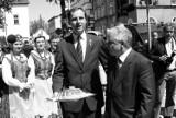 Wspominamy wizytę prezydenta RP Lecha Kaczyńskiego w Sławnie ZDJĘCIA