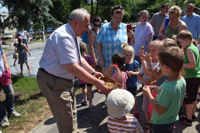 Po raz kolejny Miejskie Centrum Kultury w Ciechocinku było organizatorem Dnia Dziecka.