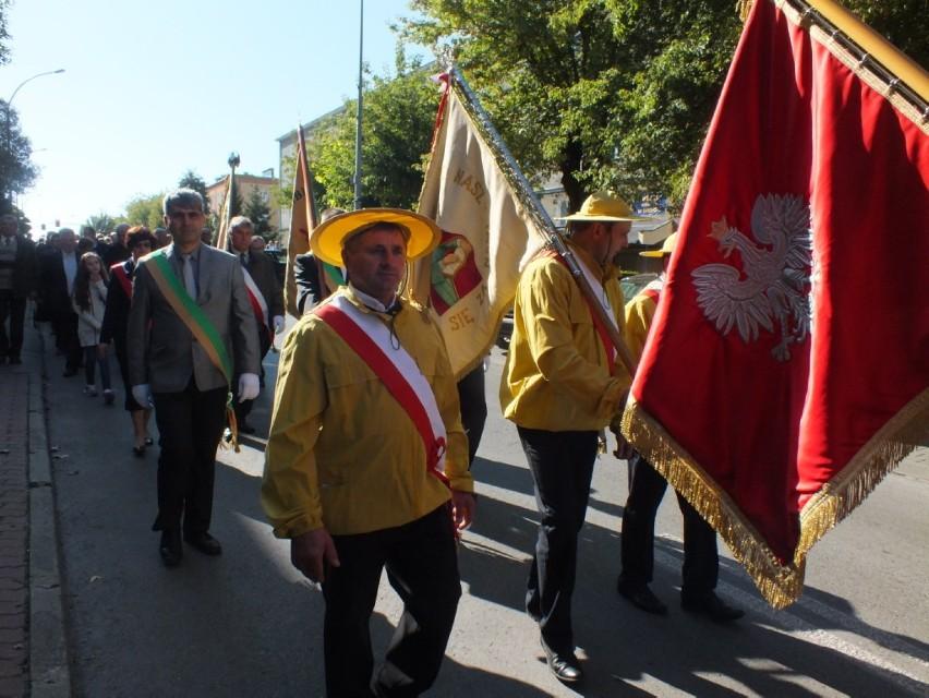 W niedzielę, 4 października, do Kraśnika zjechali...