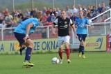 Drutex-Bytovia - Błękitni 1:0 (0:0). To pierwsza wygrana trenera Pawła Janasa