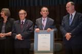 Gala wręczenia nagrody im. Pierwszego Rektora UŁ T. Kotarbińskiego w Filharmonii Łódzkiej