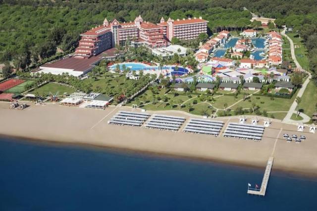 Hotel IC Santai Family Resort. To tu śpią i ćwiczą piłkarze Śląska