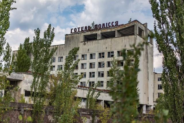 Policjanci musieli odnaleźć 11-latkę, która postanowiła zwiedzić Czarnobyl na Ukrainie.