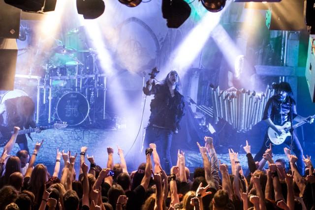 Moonspell dał fantastyczny koncert w Krakowie