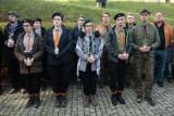 W Forcie VII zapłonął znicz pamięci. Poznaniacy uczcili pamięć poległych w II wojnie