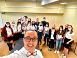 Szkolenie kelnerskie uczniów ZSE w Radomsku z Jakimowicz HoReCa Academy [ZDJĘCIA]