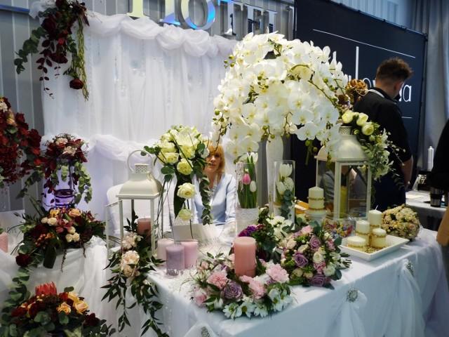 Impreza była świetną okazją do zapoznania się z najnowszymi trendami branży ślubno-weselnej