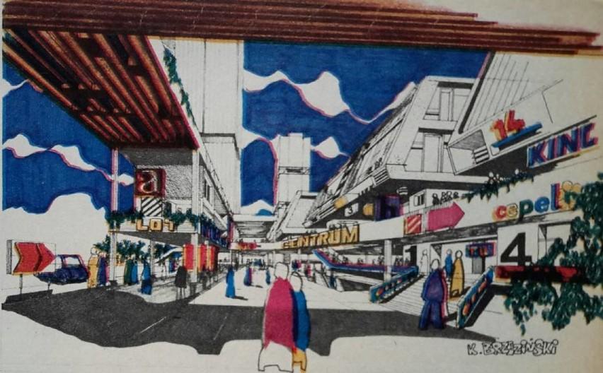 - Konkurs na Zachodni Rejon Centrum odbył się w 1968 roku....