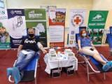 Sukces powakacyjnej akcji poboru krwi w Koźminie Wielkopolskim