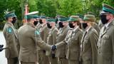 Jubileuszowe obchody 30. rocznicy powstania Nadbużańskiego Oddziału Straży Granicznej w Chełmie. Zobacz zdjęcia