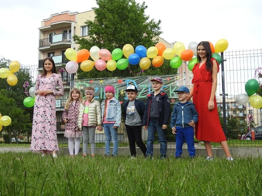 """Miss Ziemi Łomżyńskiej 2021. Kolorowe spotkanie w przedszkolu """"Nutka"""" [zdjęcia]"""