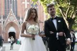 """To był ślub roku! Joanna Opozda i Antek Królikowski powiedzieli sobie """"tak"""". Panna młoda wyglądała przepięknie! Zobaczcie zdjęcia"""