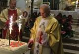 Głogów: Koncert podczas mszy na pożegnanie księdza Janusza Idzika