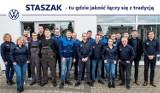 Volkswagen Staszak - Salon i serwis na miarę Nagrody Jakości Volkswagena