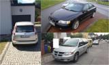 Samochody osobowe sprzedawane przez dolnośląskich komorników. Luty 2021