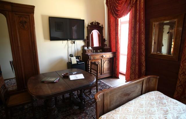Hotel Łódzki Pałacyk powstał w dawnej willi Karola Prusse