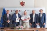 Wreszcie będzie bezpiecznie w Podzamku Golubskim i wzdłuż całej drogi Kowalewo Pomorskie-Golub-Dobrzyń