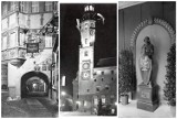 Jedna z piękniejszych części Goerlitz na dawnych fotografiach. Zobacz Untermarkt