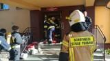 Ćwiczenia strażackie i ewakuacja Zespołu Szkolno-Przedszkolnego w Polance Wielkiej [ZDJĘCIA]