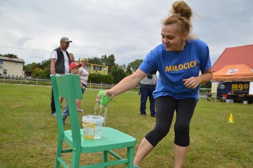 Olimpiada Rekreacyjna Świetlic Wiejskich gminy Miastko. W dogrywce o pierwsze miejsce walczyły trzy drużyny (foto+wideo)
