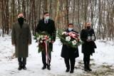 Oddali hołd zamordowanym w Lesie Skarszewskim żołnierzom Armii Krajowej ZDJĘCIA