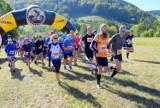 Uphhill Rogowiec w gminie Głuszyca zgromadził na starcie 73 zawodników, którzy pokonali siedmiokilometrową trasę