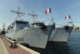 Francuskie niszczyciele  w Gdyni. Okręty będzie można zwiedzać [ZDJĘCIA]