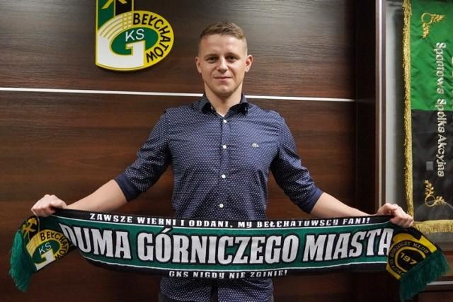Transferowy piątek w  GKS Bełchatów